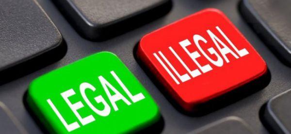 Легальный-нелегальный сайт букмекерской конторы