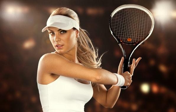 Женский теннис в БК 1хбет