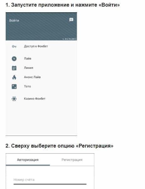 Как выглядит приложение