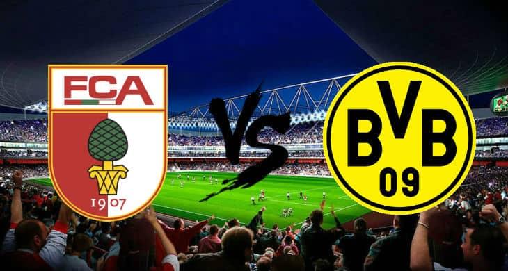 Прогноз на матч Аугсбург – Боруссия Дортмунд - 01.03.19 22:30