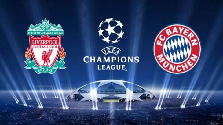 Прогноз на матч Бавария - Ливерпуль 13.03.2019, 23:00