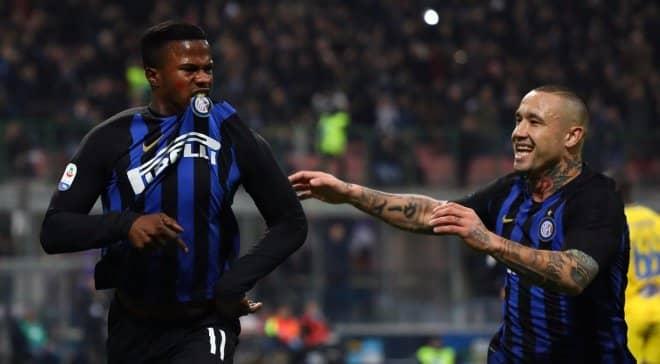 Прогноз на матч Фрозиноне - Интер - 14.04.2019, 21:30