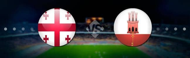 Прогноз на матч Грузия - Гибралтар – 07.06.2019, 18:00