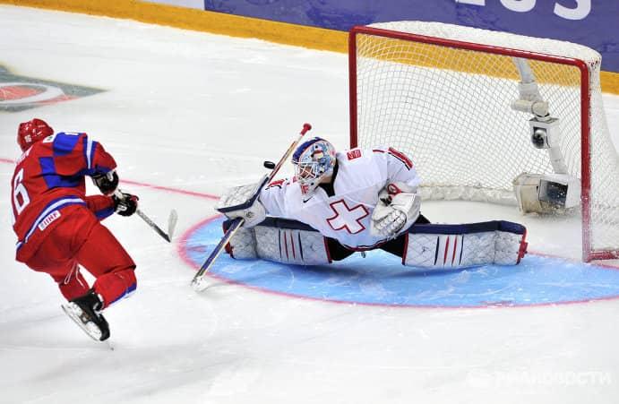 Прогноз на матч Швейцария - Россия – 19.05.2019, 21:15