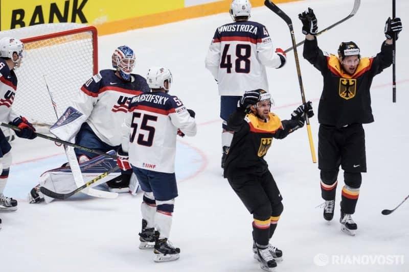 Прогноз на матч Германия - США – 19.05.2019, 17:15