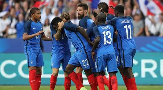 Прогноз на матч Турция - Франция – 08.06.2019, 21:45