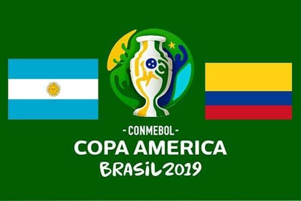 Прогноз на матч Аргентина – Колумбия – 16.06.2019, 01:00