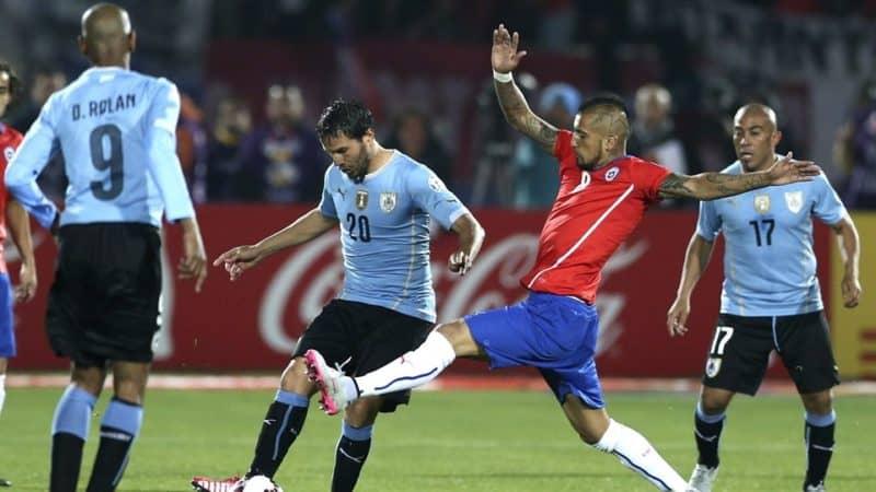 Прогноз на матч Чили – Уругвай – 25.06.2019, 02:00