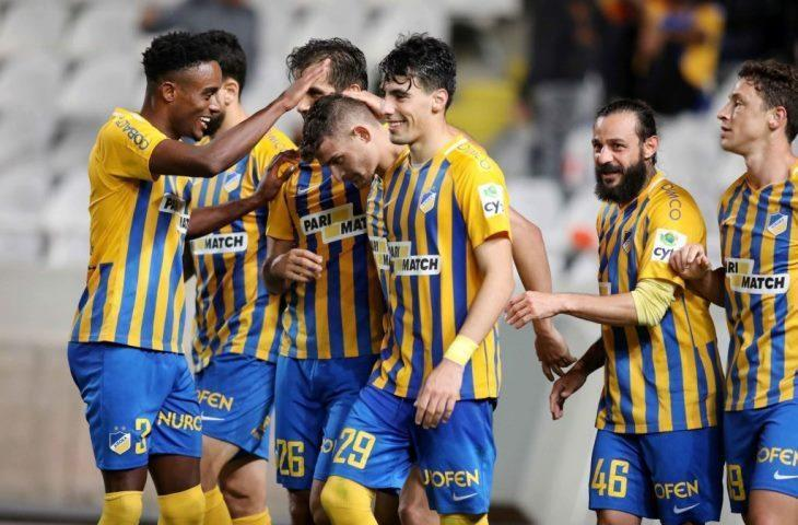 Прогноз на матч Карабах – АПОЭЛ – 13.08.2019, 19:30