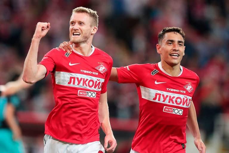 Прогноз на матч Спартак – Рубин – 19.10.2019, 16:30