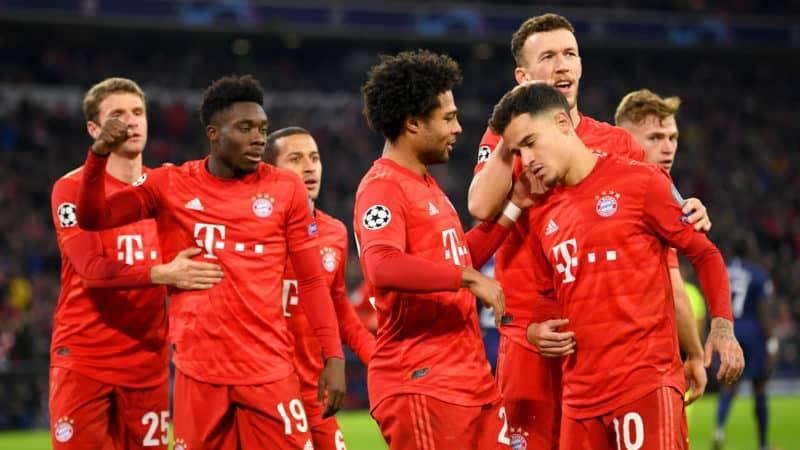 Прогноз на матч Бавария – Шальке - 25.01.2020, 20:30