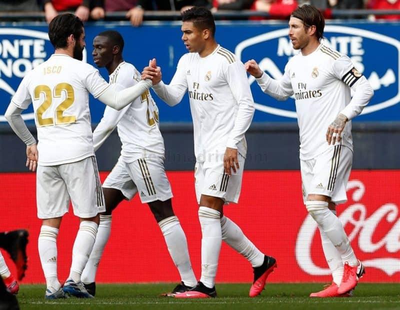 Прогноз на матч Реал Мадрид – Валенсия – 18.06.2020, 23:00
