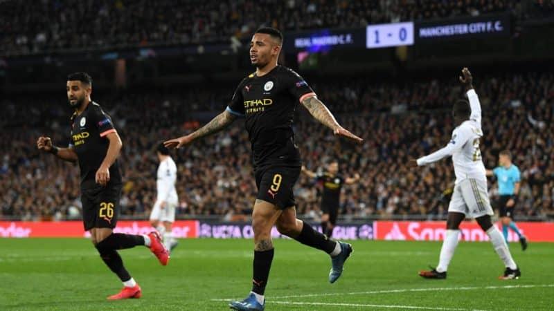 Прогноз на матч Манчестер Сити – Реал Мадрид – 07.08.2020, 22:00