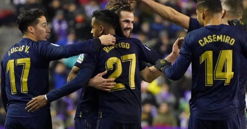 Прогноз на матч Реал Мадрид – Вальядолид – 30.09.2020, 22:30