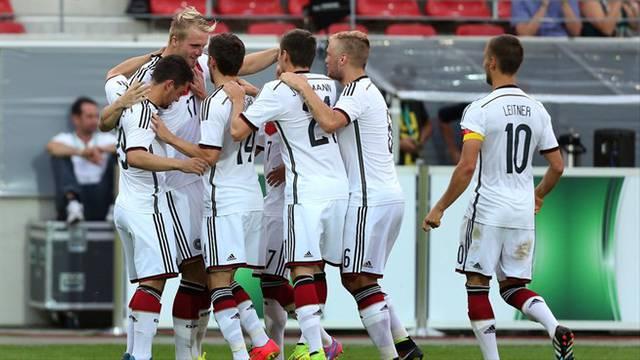 Прогноз на матч Украина – Германия – 10.10.2020, 21:45