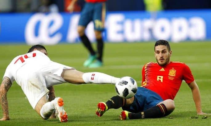 Прогноз на матч Швейцария – Испания – 14.11.2020, 22:45